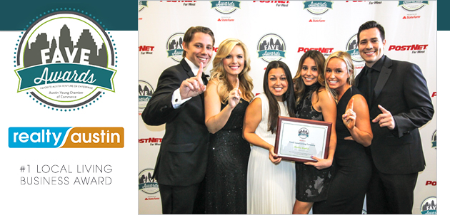 Realty Austin Wins at Austin Young Chamber of Commerce