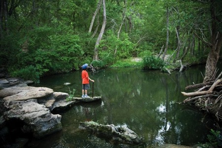 The Definitive Guide to State Parks near Austin - Lockhart State Park - Realty Austin