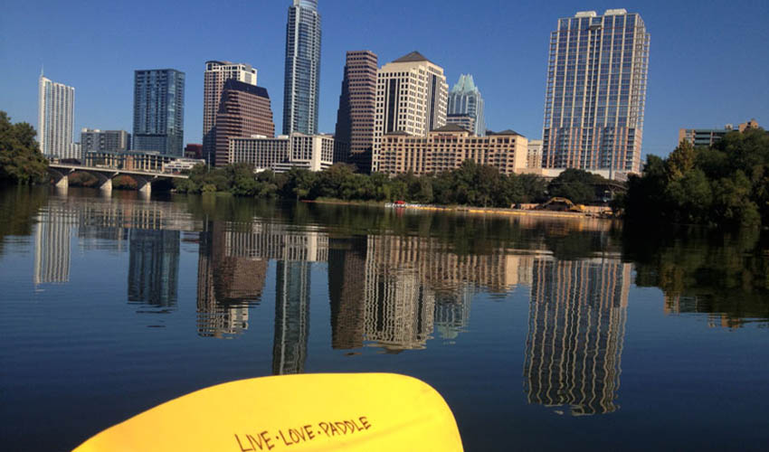 Image of Live Love Paddle