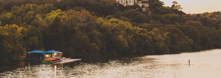 Image of Rowing Dock