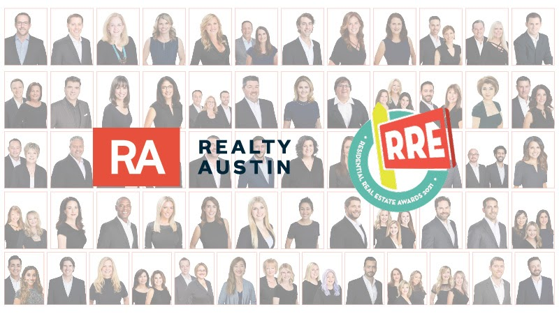 90 Realty Austin Agents Celebrated at the Austin Business Journal's 2021 Residential Real Estate Awards