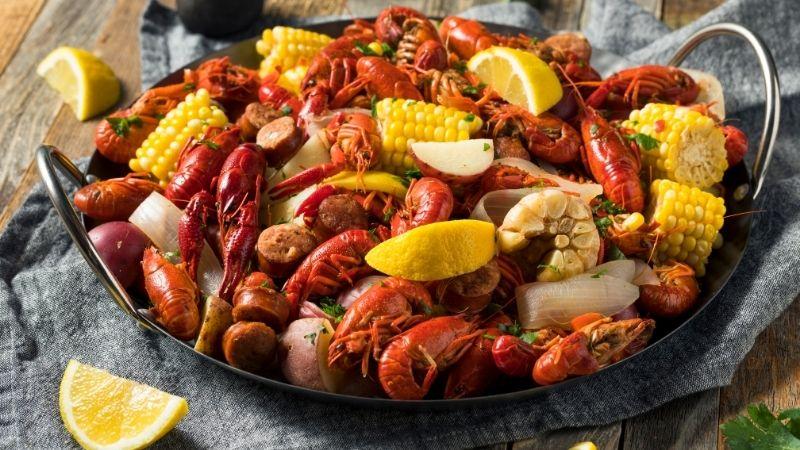 Where to get Crawfish in Austin   Year-Round and Seasonal Crawfish Boils