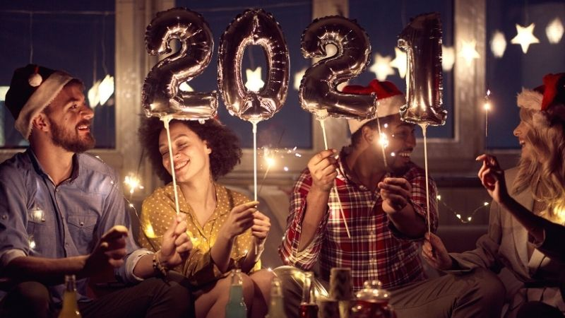 How To Celebrate New Year's Eve in Austin at Home