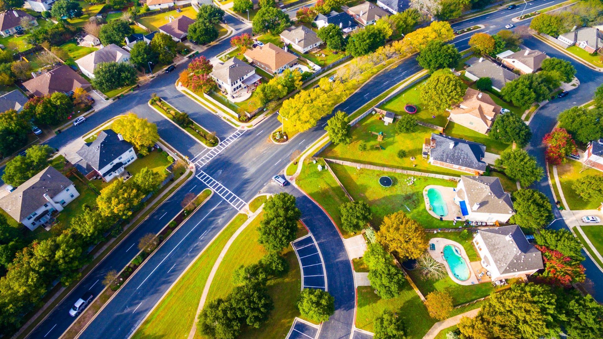 Master Planned Communities Around Austin