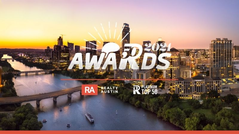 Realty Austin Agents Win Top Honors at Platinum Top 50 Austin Awards Ceremony