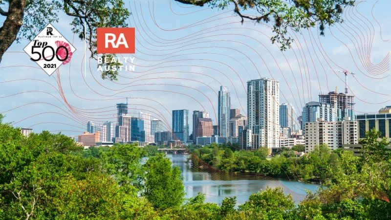Realty Austin Celebrates Over 200 Agents on the 2021 Platinum Top 500 List