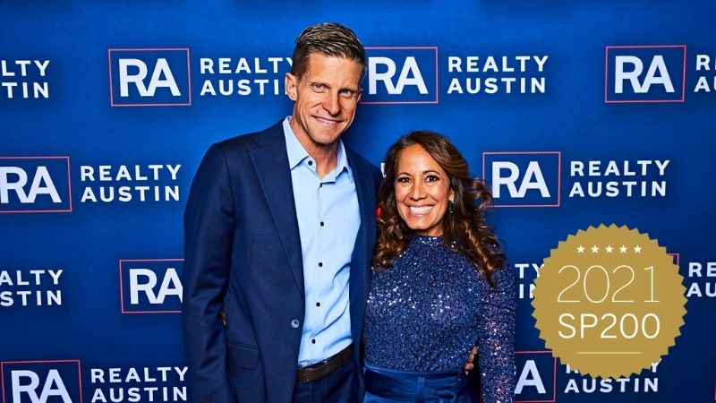 REALTY AUSTIN'S JONATHAN AND YVETTE BOATWRIGHT NAMED TO SWANEPOEL POWER 200 | 2021
