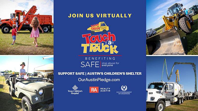 Touch-A-Truck 2020 | Virtual Fundraiser