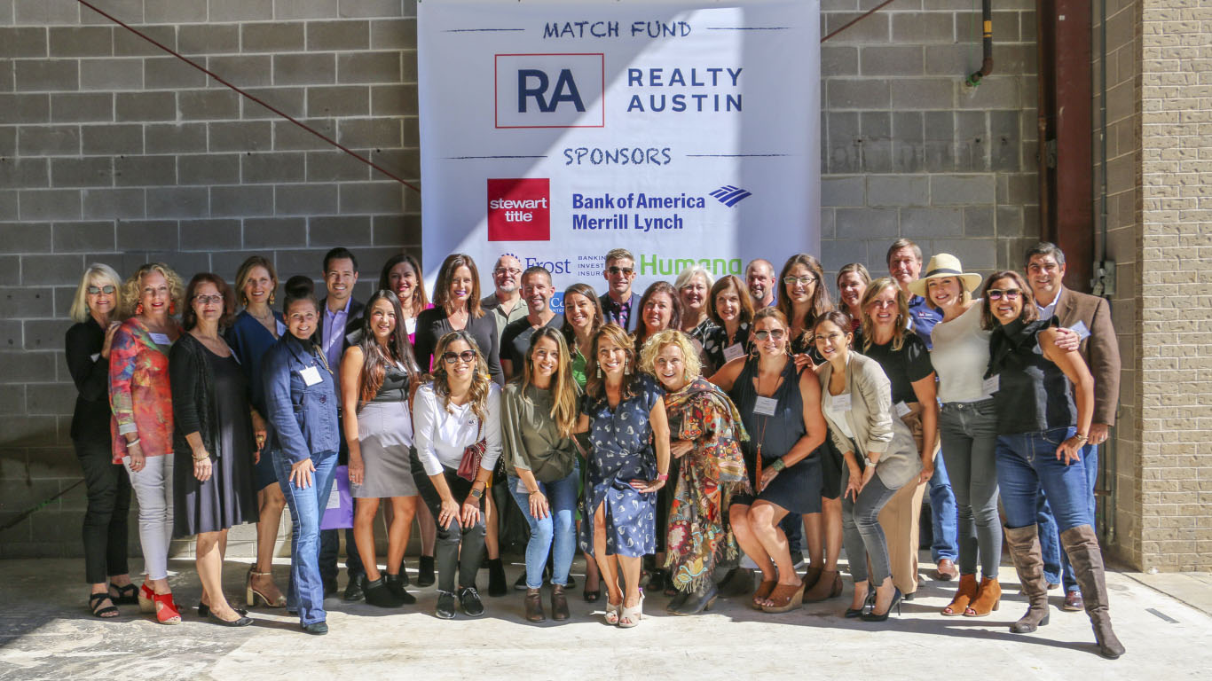 Realty Austin Pays It Forward to Support Foundation Communities