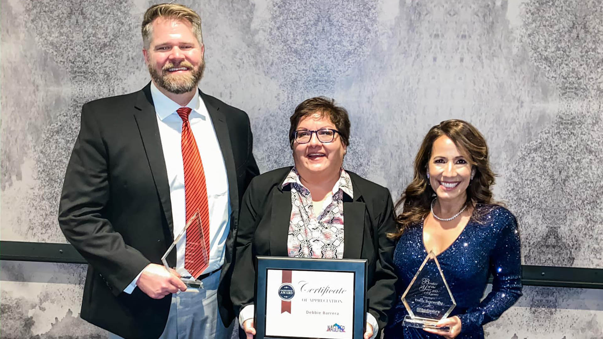 Realty Austin Members Honored at 2019 Austin Board of REALTORS® Industry Awards
