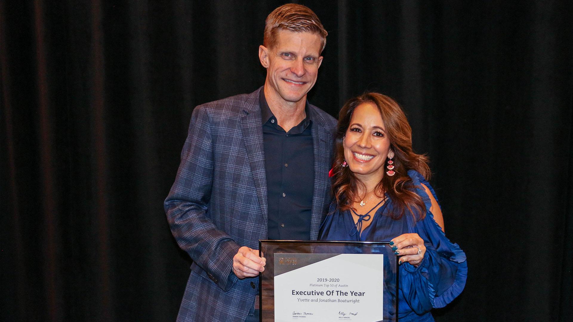 Image of Executive Leadership Award