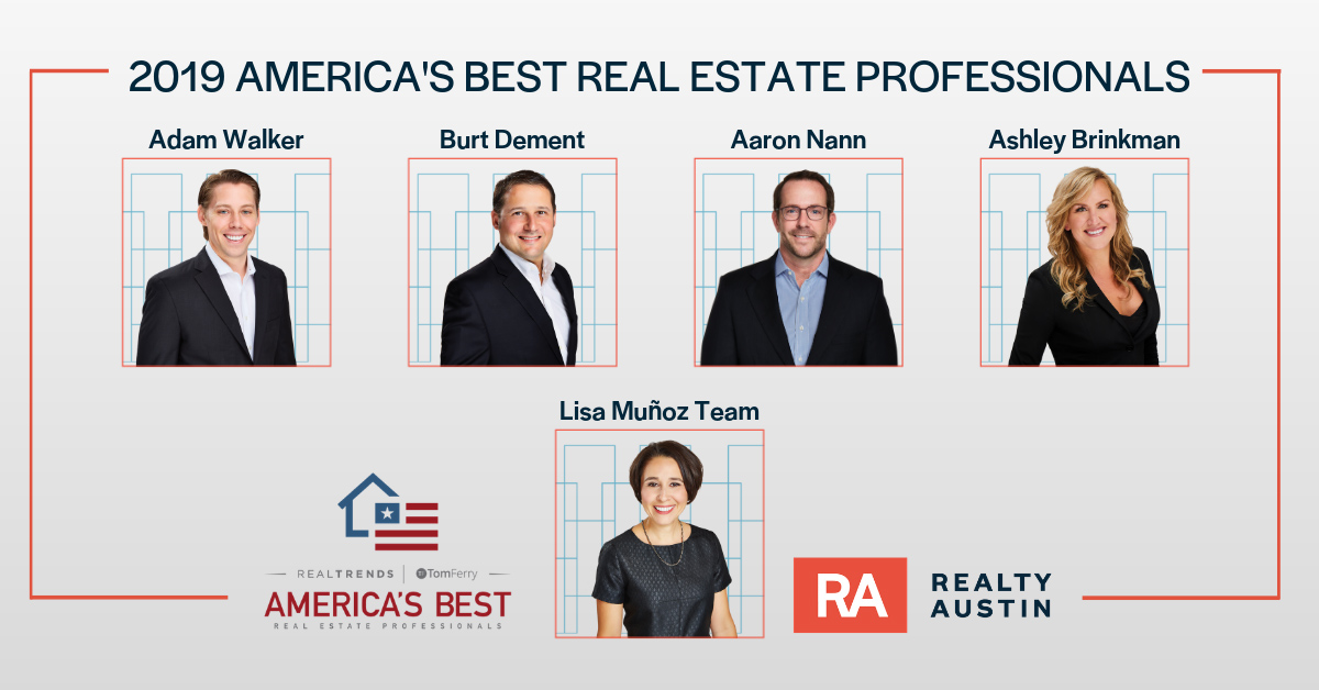 Image of Real Trends America's Best Real Estate Professionals
