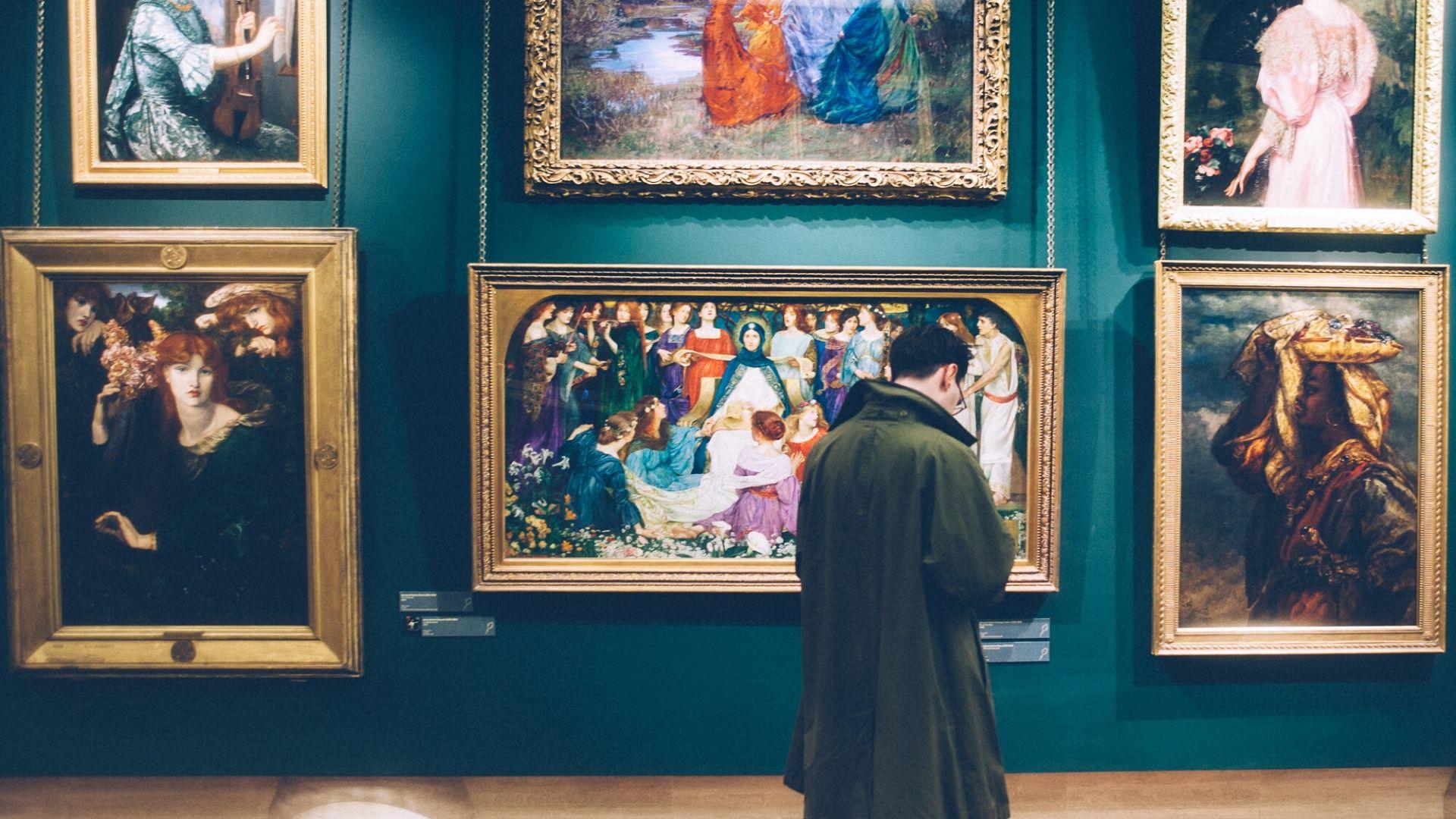 Image of Virtual Museum Exhibits