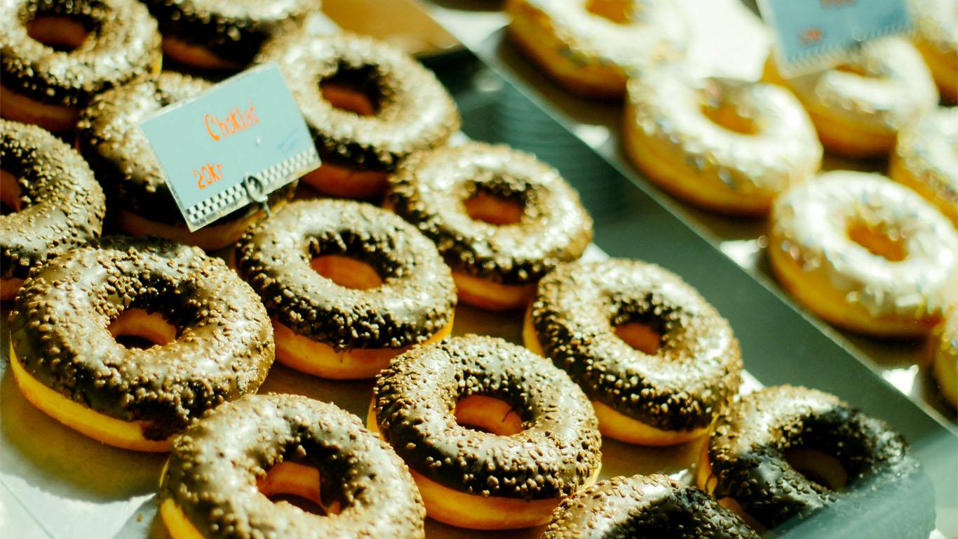 Image of SH Donuts