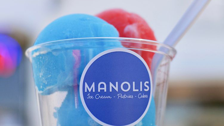 Image of Manolis Ice Cream Pastries & Cakes
