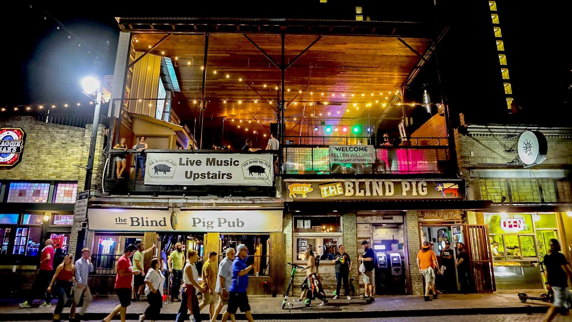 Image of Blind Pig Pub