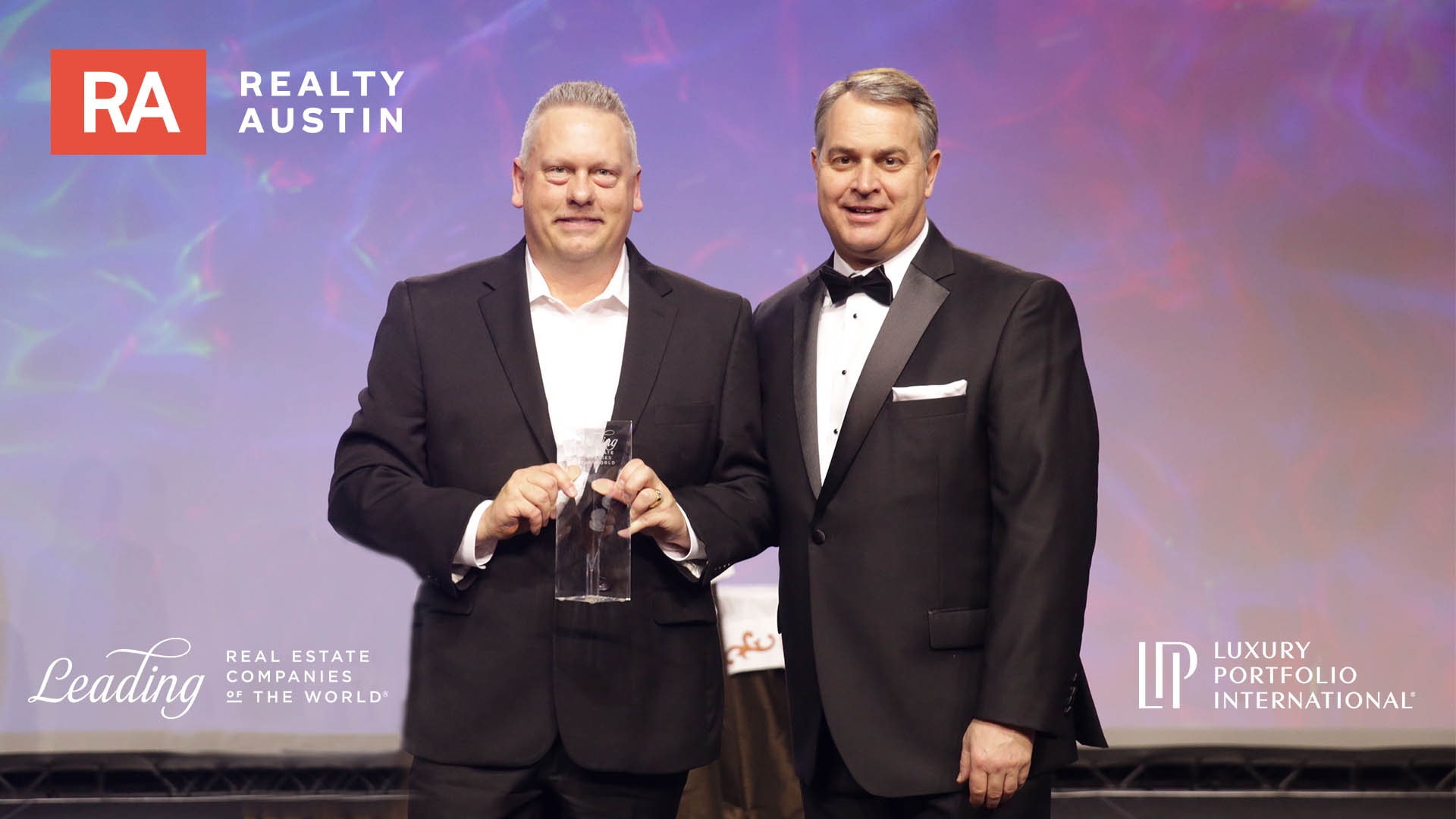 Image of Realty Austin at Leading Real Estate Companies of the World® Summit