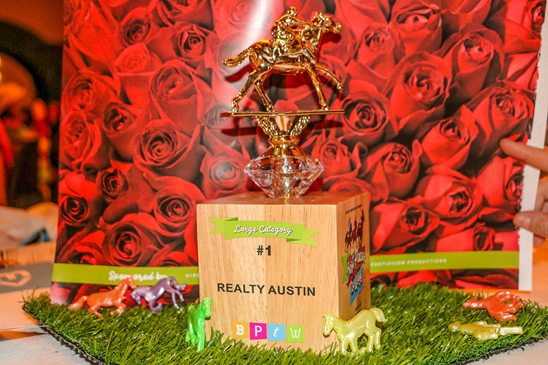 Realty Austin Best Place to Work Trophy 2019