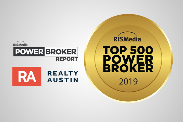 Image of Realty Austin in RISMedia's 2019 Power Broker Report