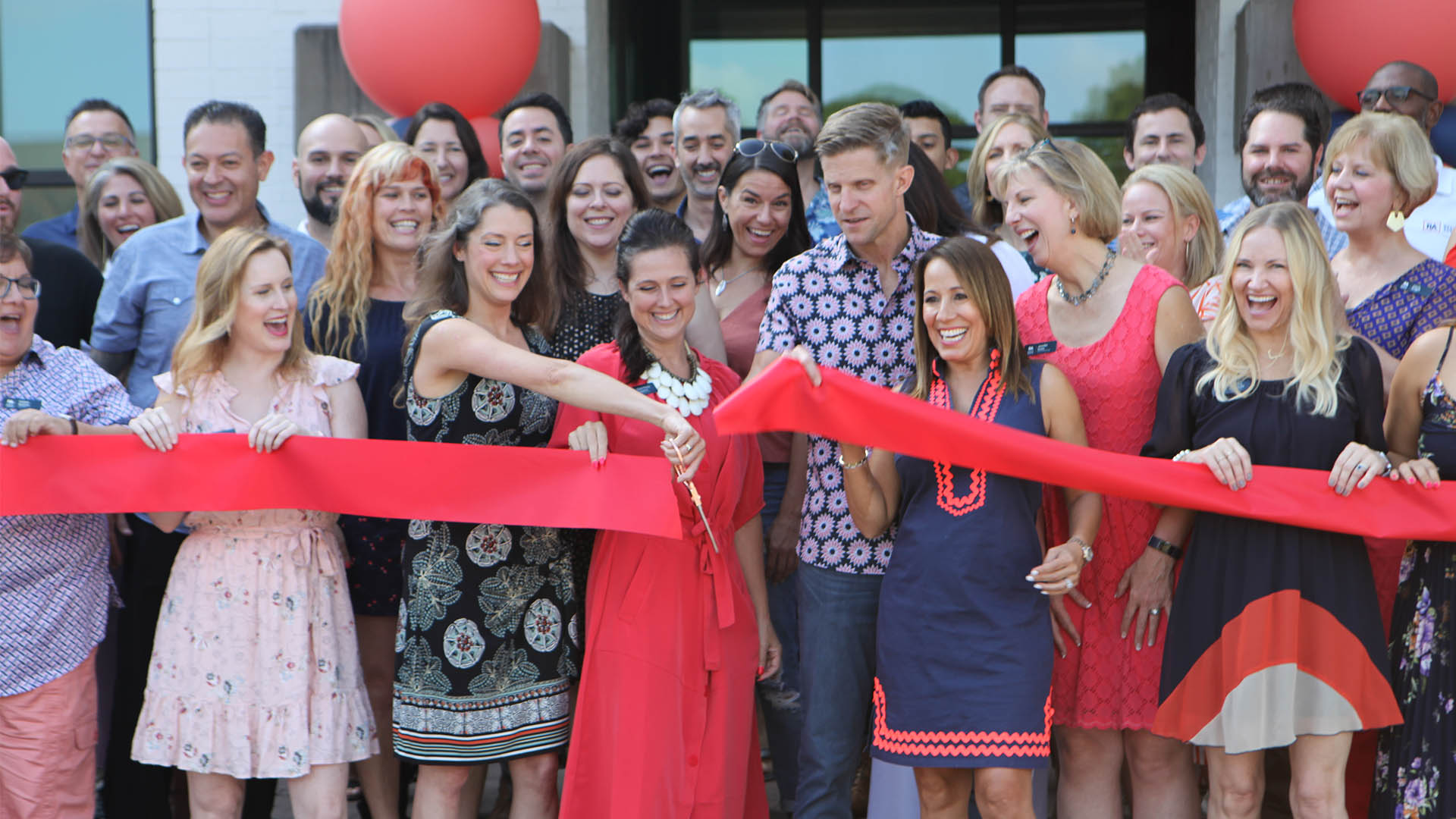 Realty Austin Celebrates its New Southwest Office at Lantana Place