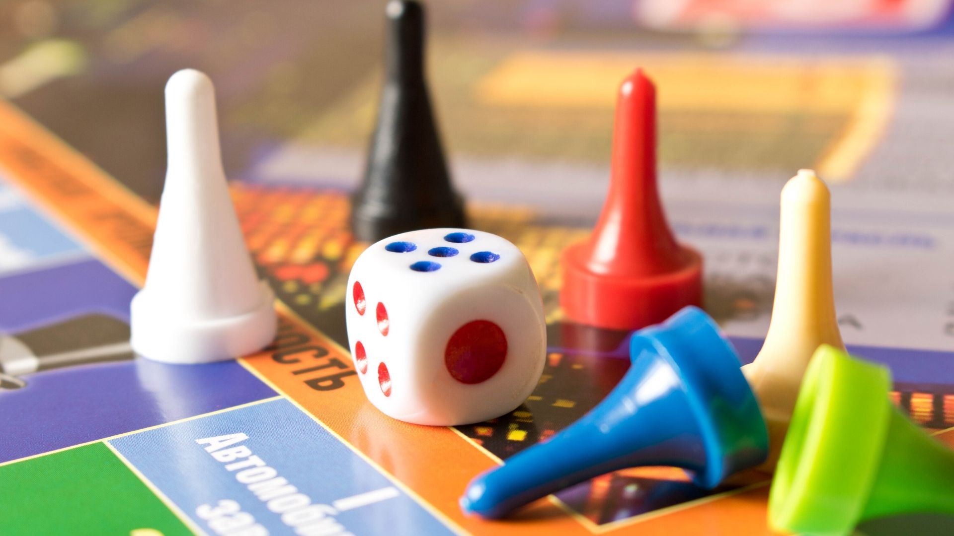 Family-friendly Games to Play Together