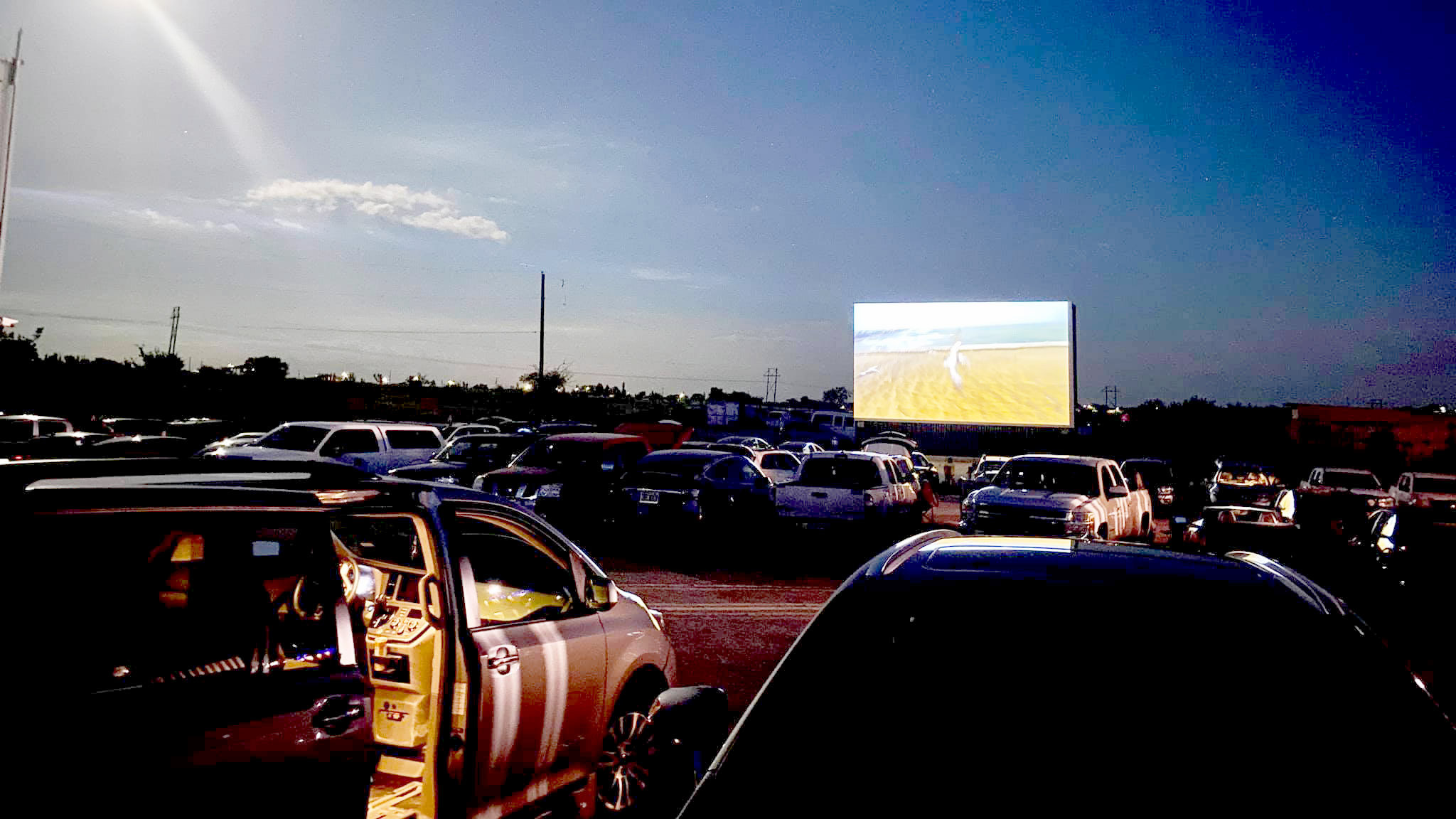 Image of Drive-In Movie