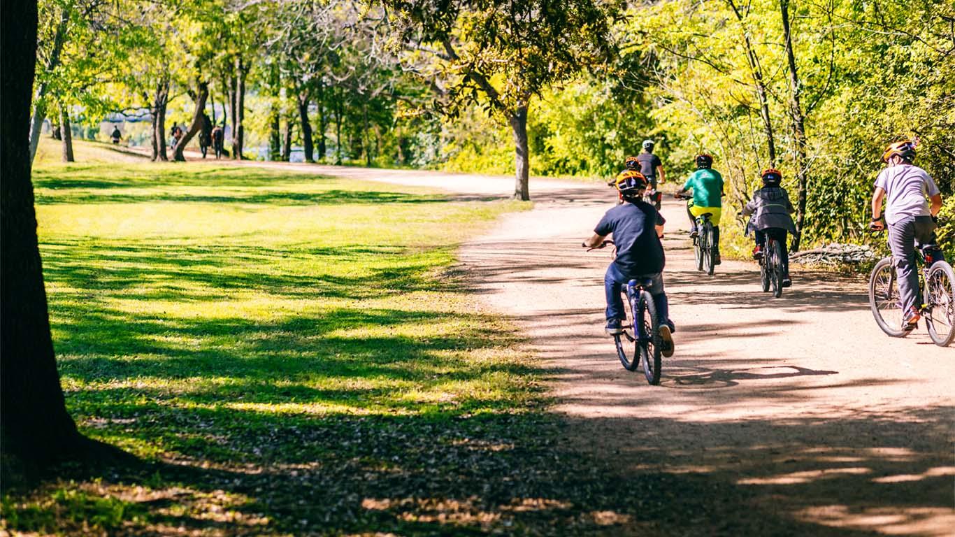 Image of Hike and Bike Trails