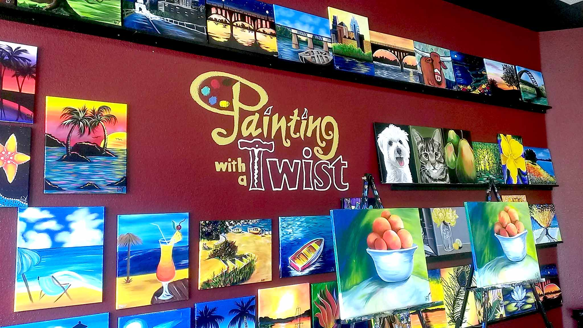 Image of Painting With A Twist