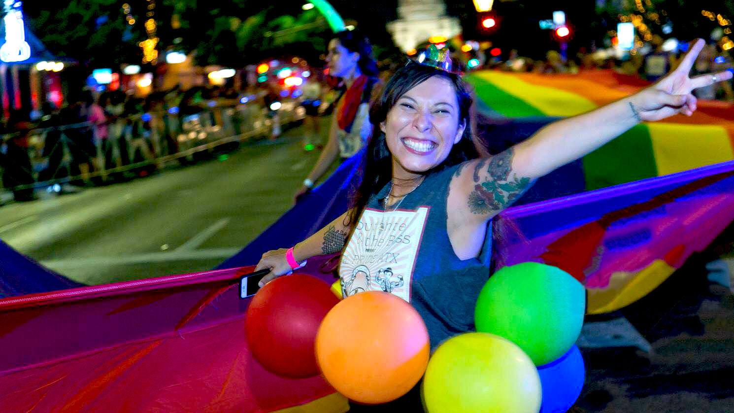 Image of Austin Pride Festival