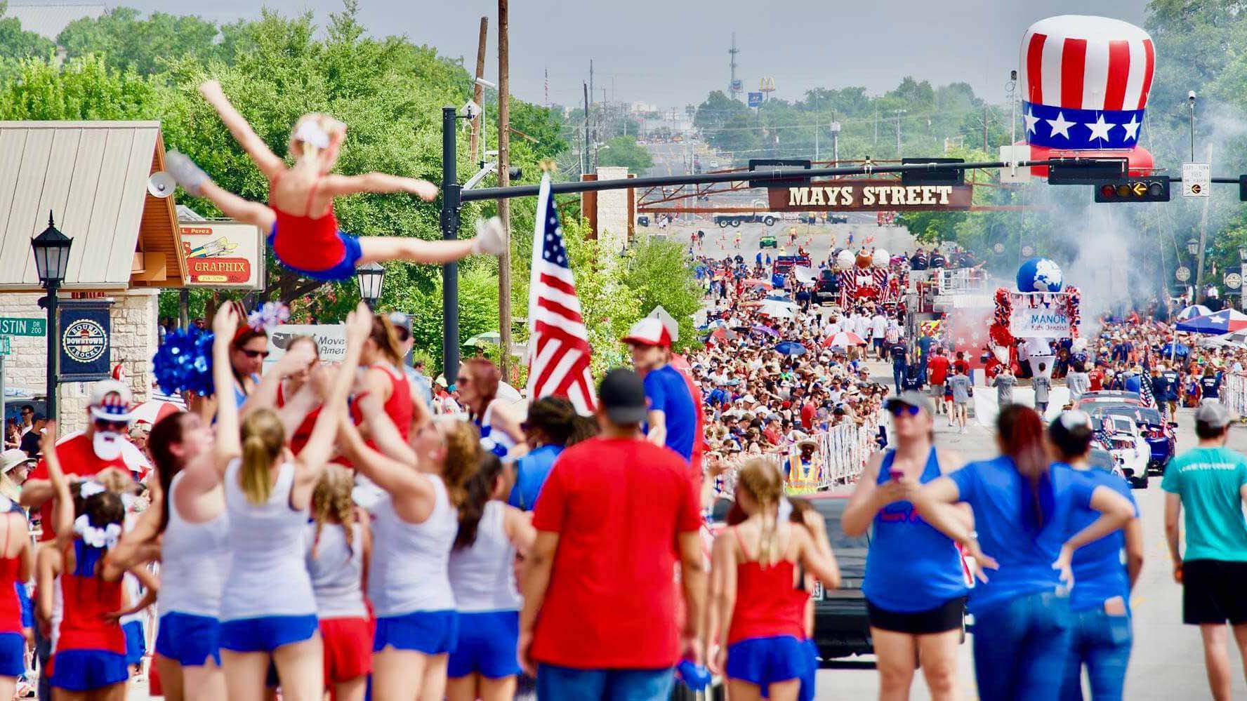 Image of Round Rock Frontier Days