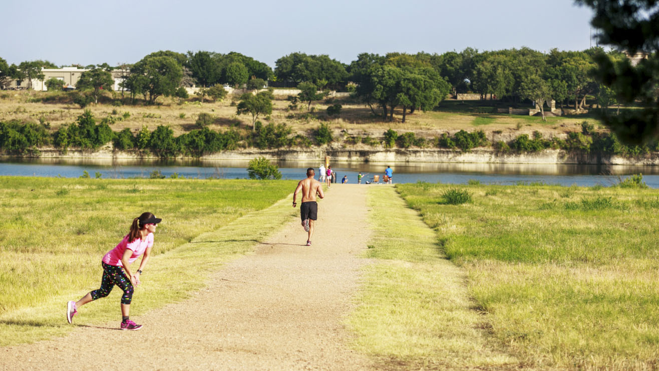 Image of Brushy Creek Trail