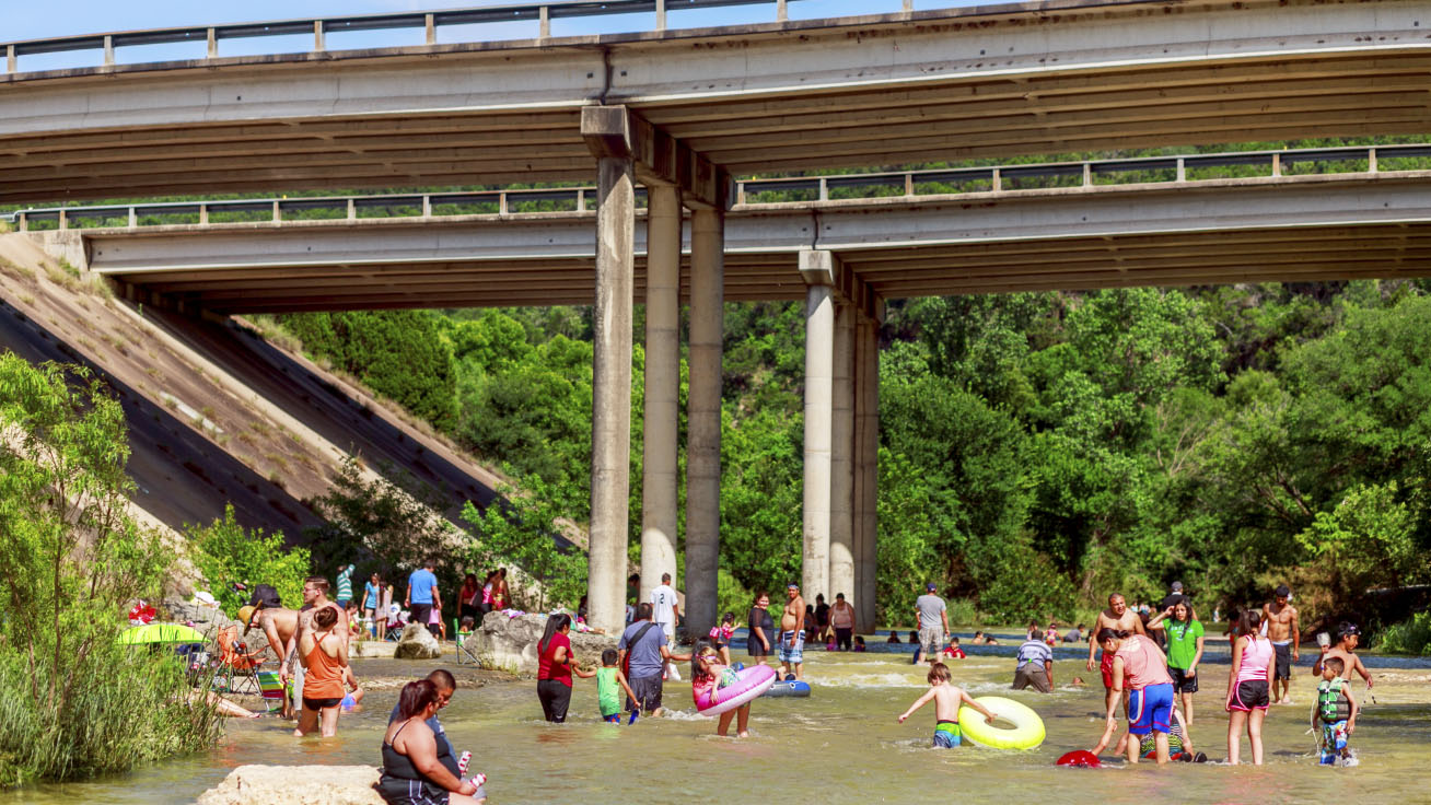 Image of Bull Creek Greenbelt
