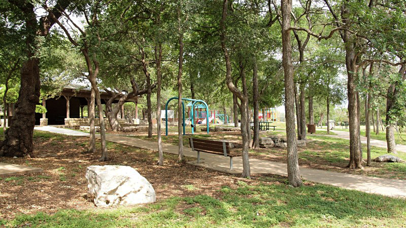 Image of Mountain View Park