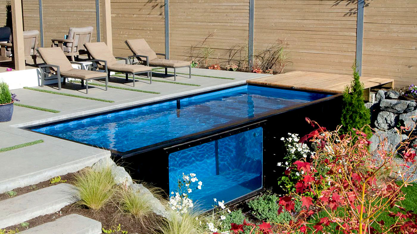 Image of Container Pools