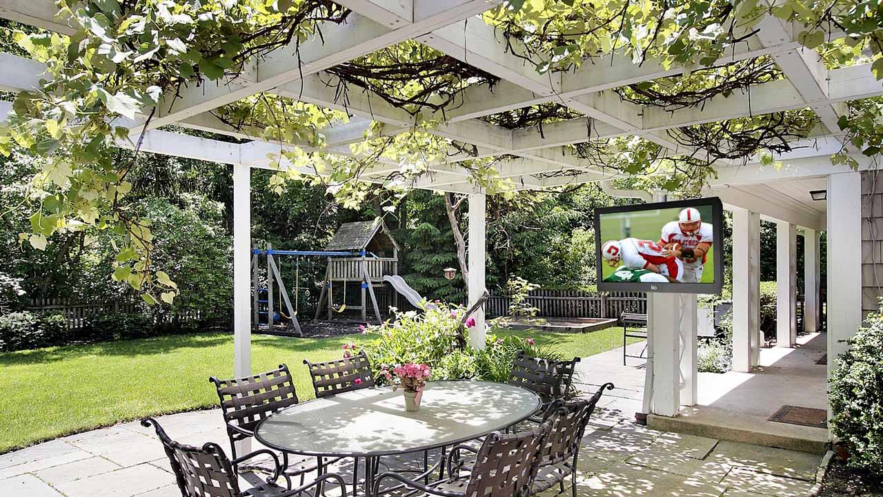 Image of Classic Backyard Patio