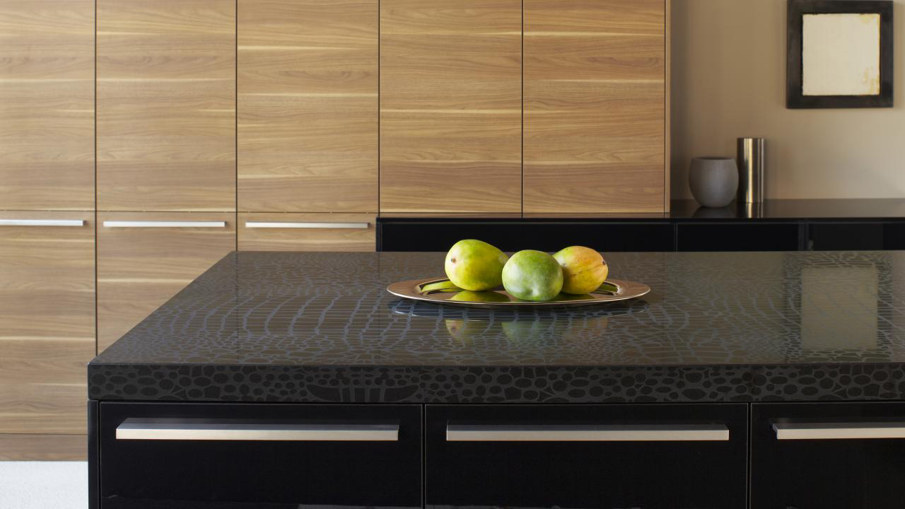 Image of Eco-Friendly Kitchen Cabinets