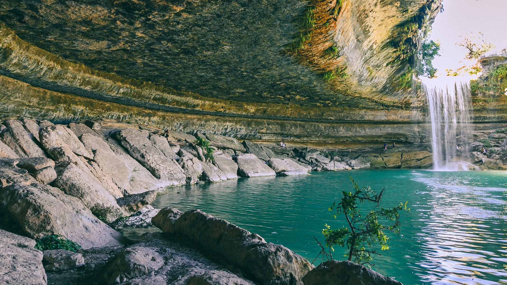 Image of Hamilton Pool