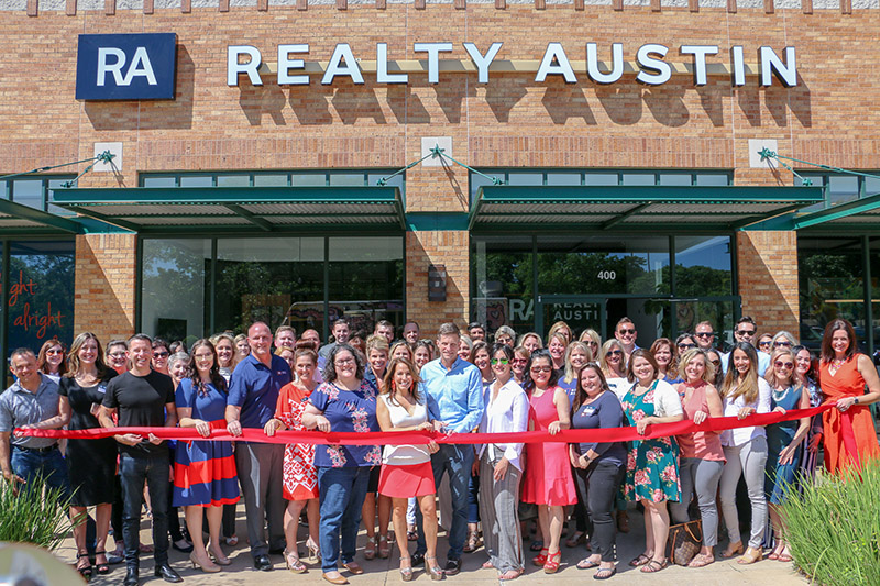 Realty Austin Celebrates its New North Office at Lakeline