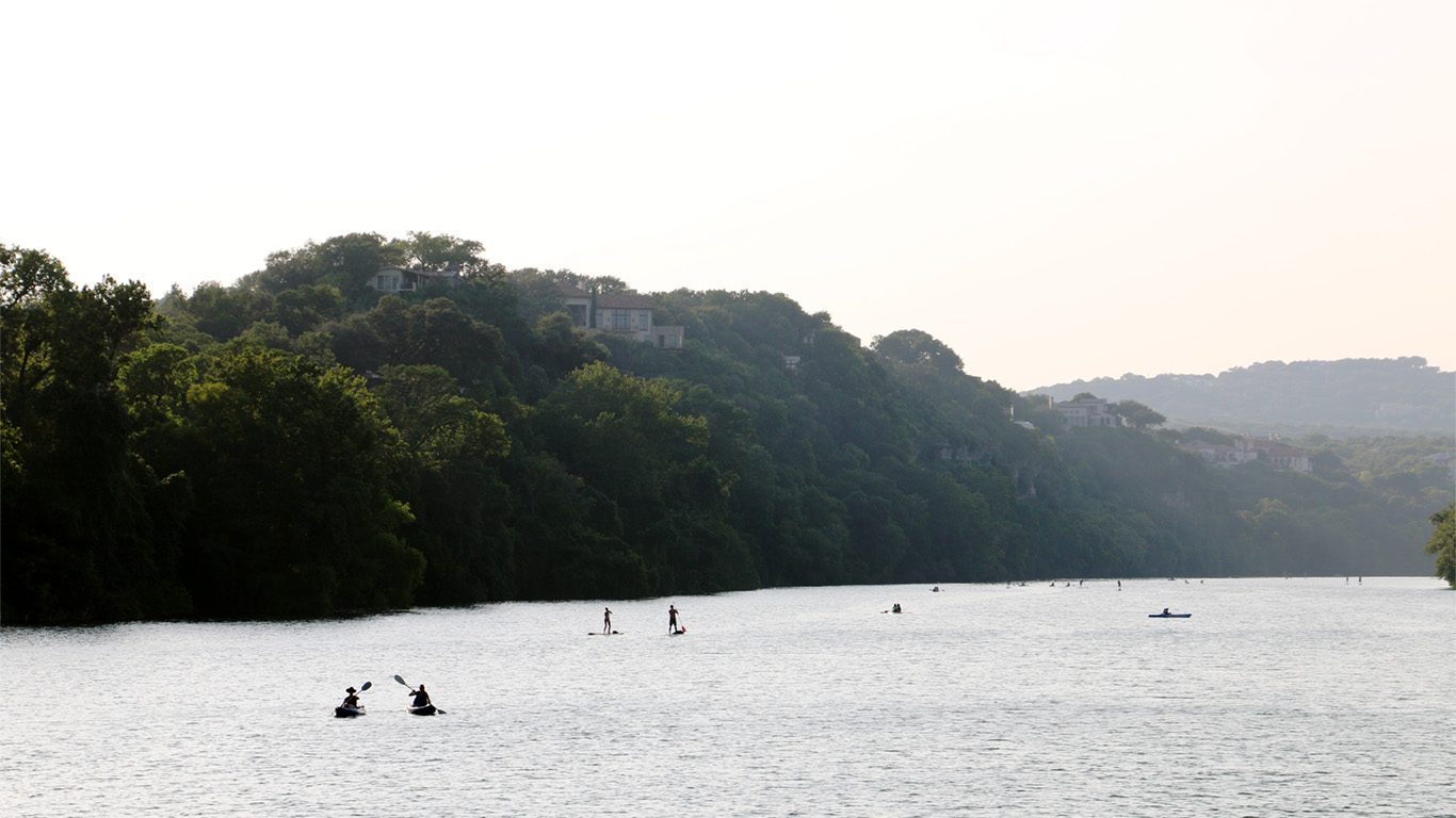 Image of Austin Kayak Tours