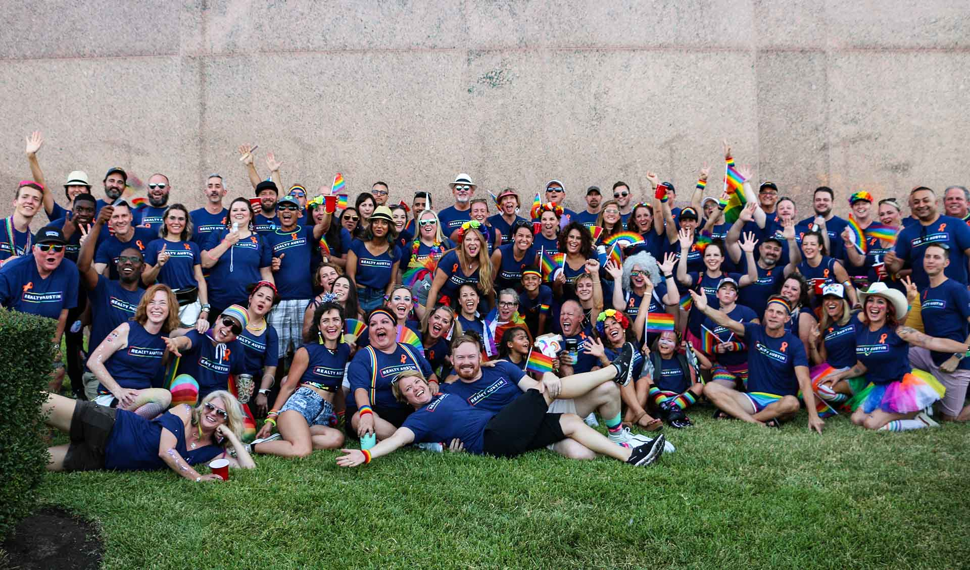 Realty Austin Supports 29th Annual Austin Pride Parade 2019
