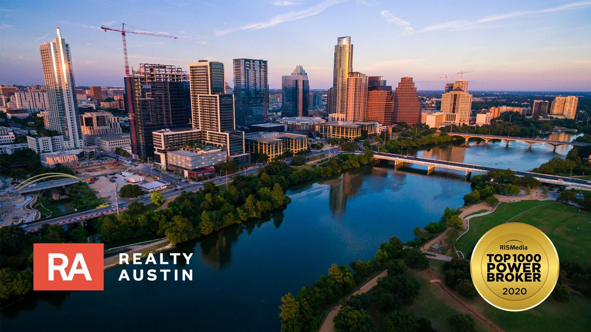 Realty Austin Rises to No. 46 in RISMedia Power Broker Report