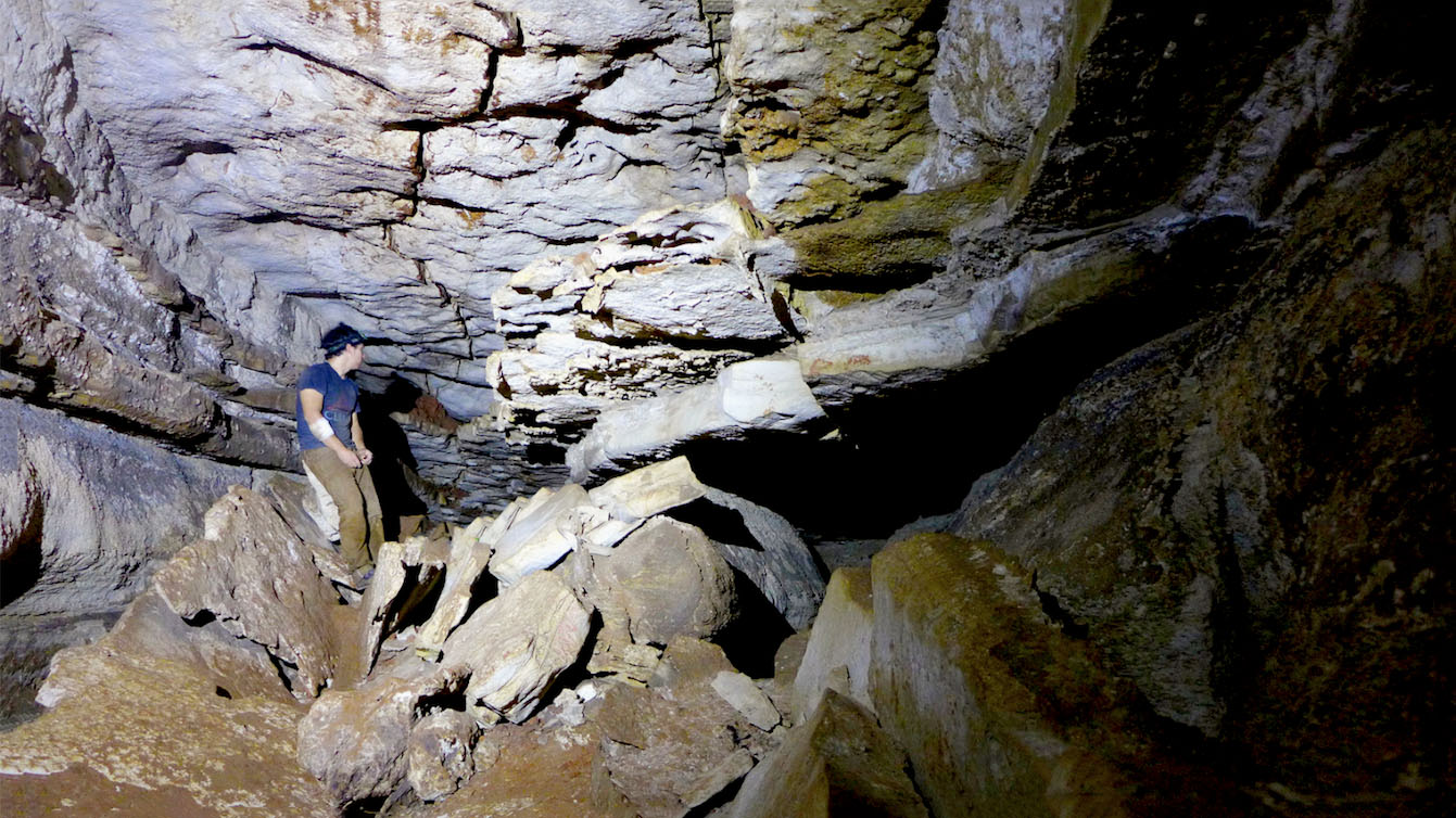 Image of Airmen's Cave