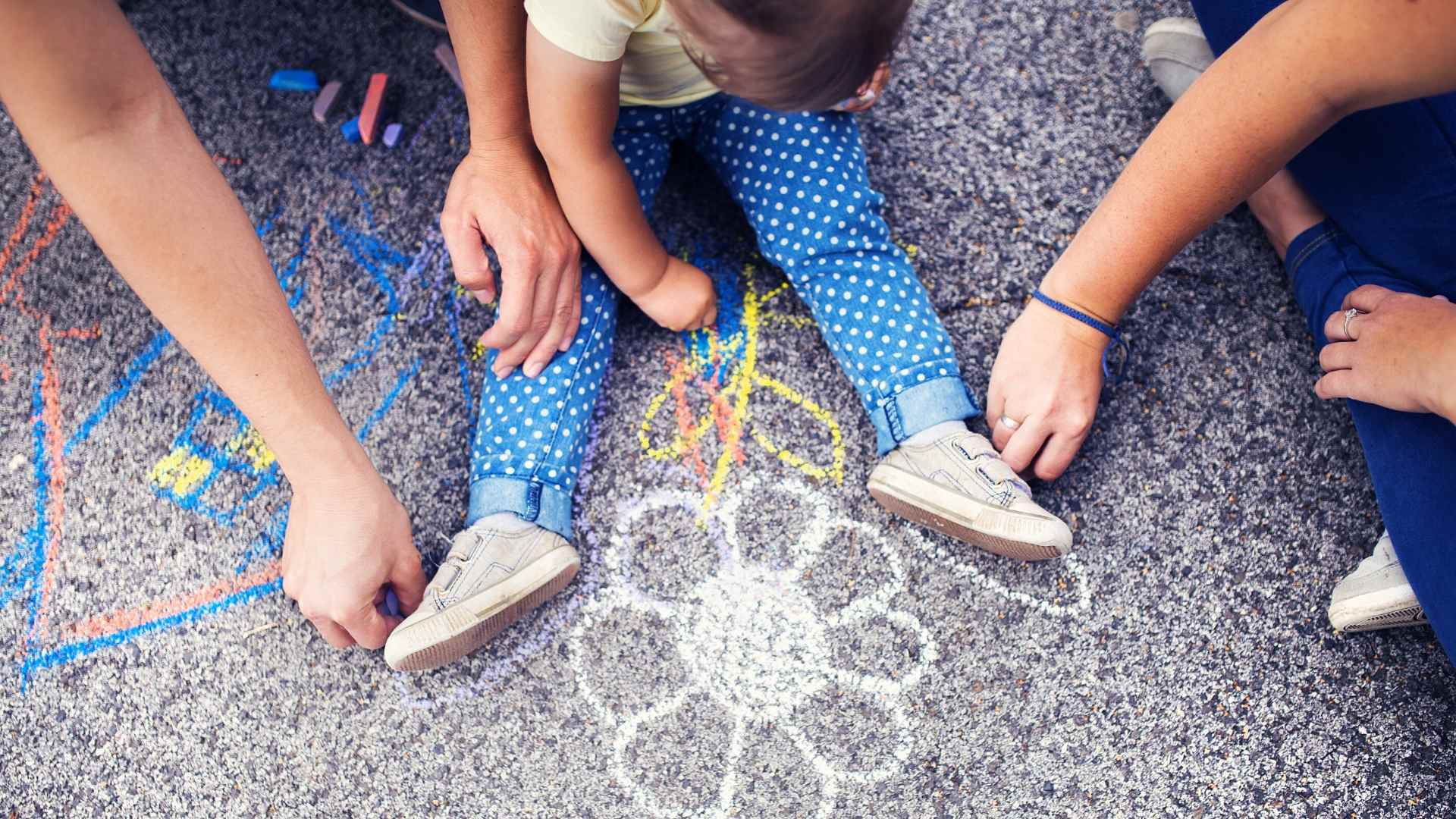 Image of Drawing with Chalk