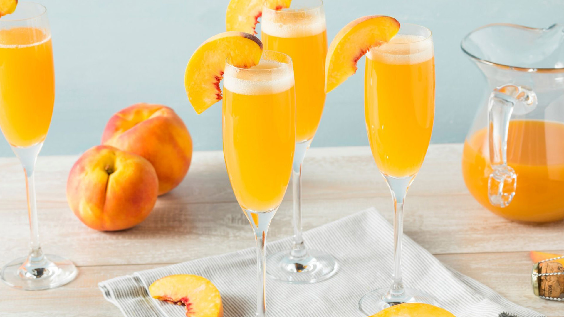 Image of Peach Bellini