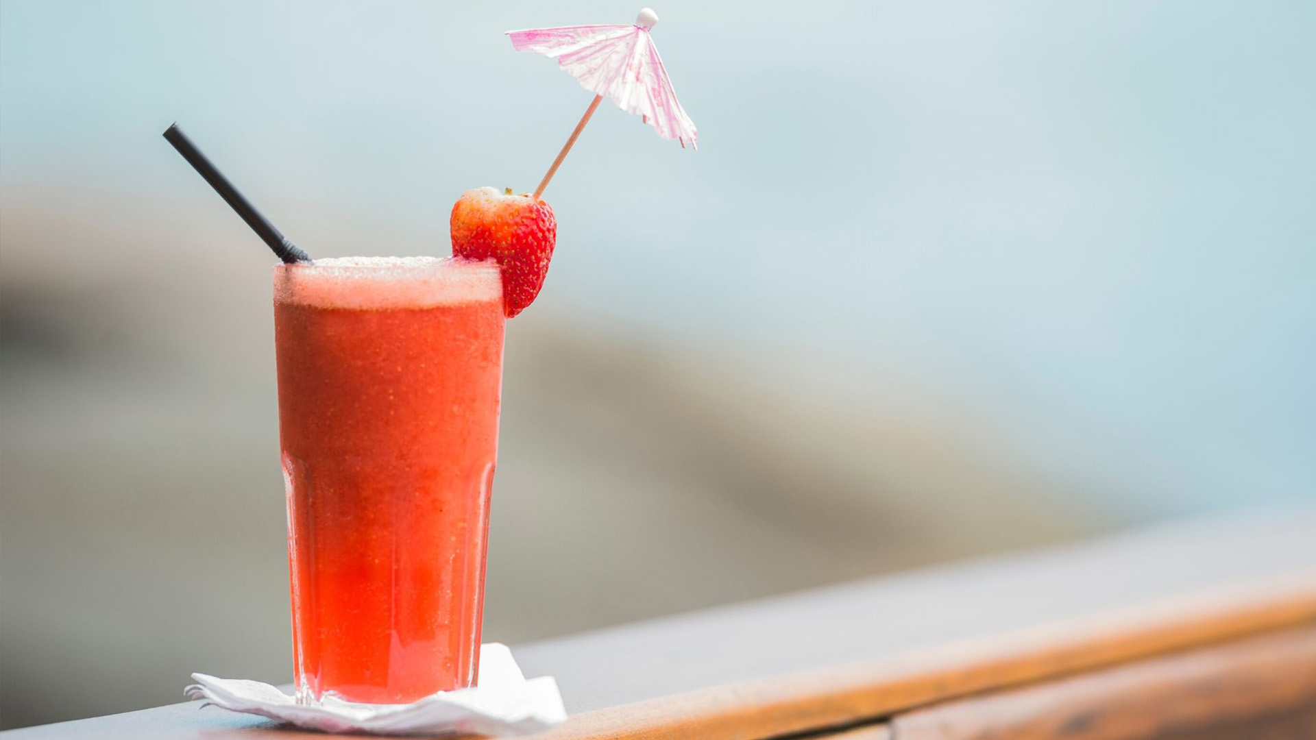 Image of Virgin Strawberry Daiquiri