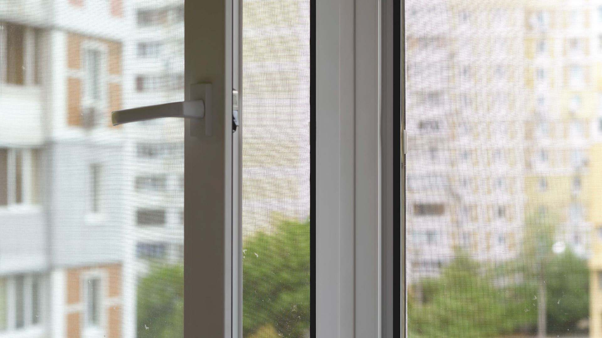 Image of Look for Damage on Window and Door Screens