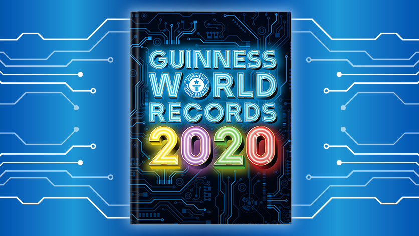 Image of Guinness World Record Book