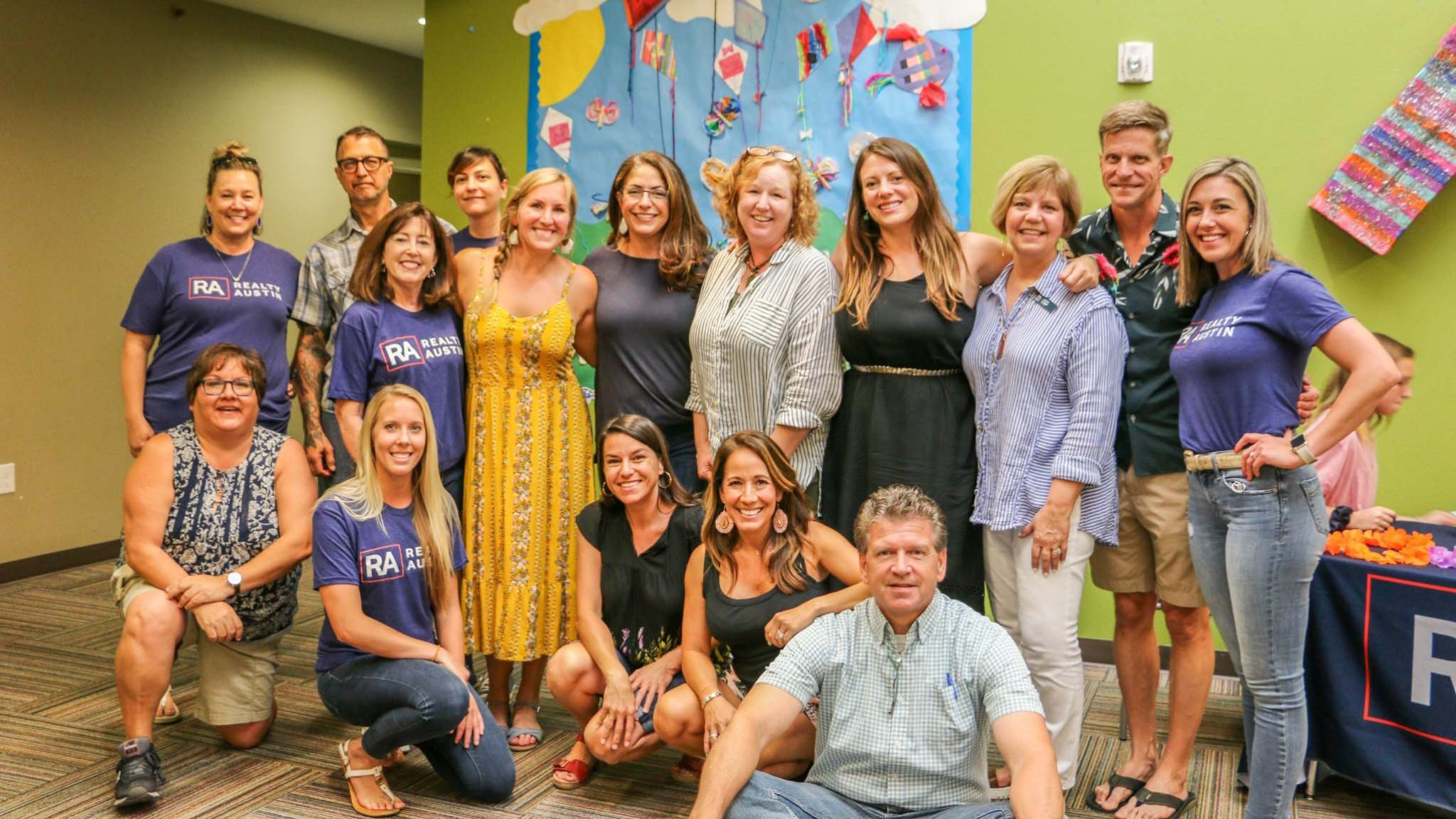 Image of Realty Austin Hosts Foundation Community Supper Clubs in 2019