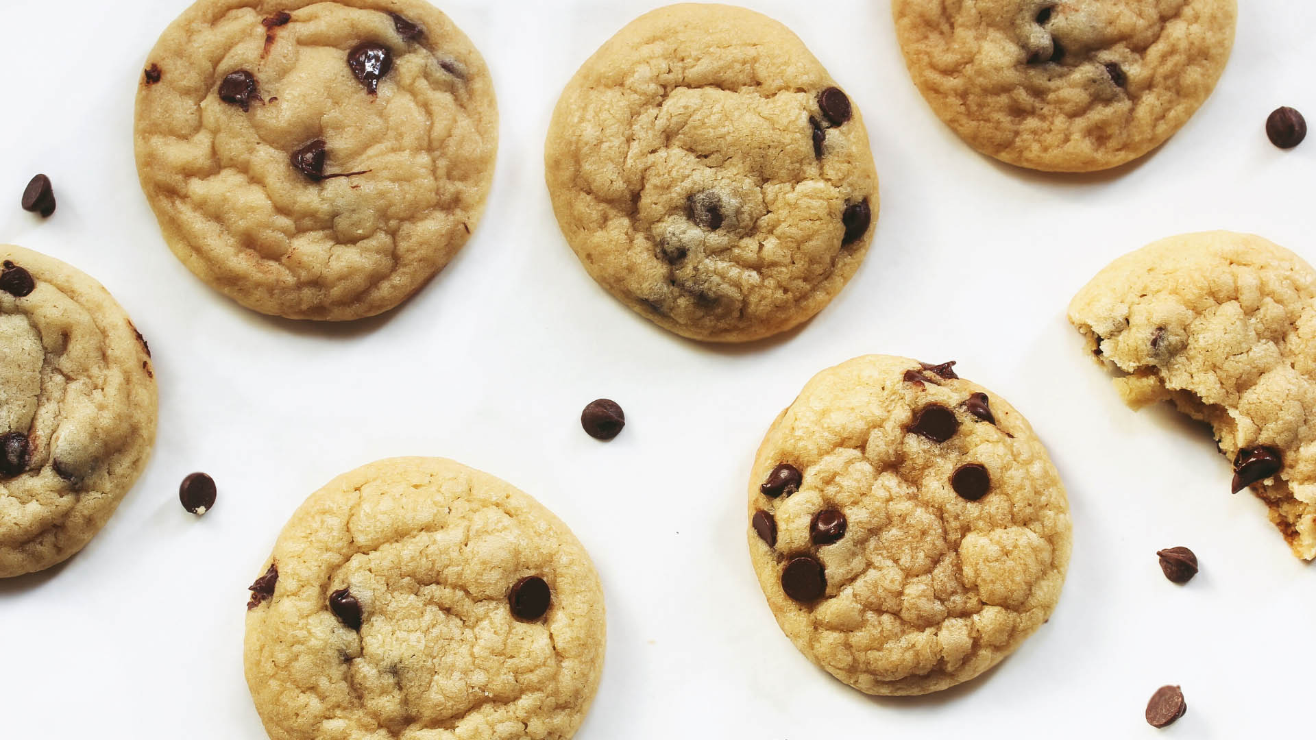 Image of Chewy Chocolate Chip Cookies