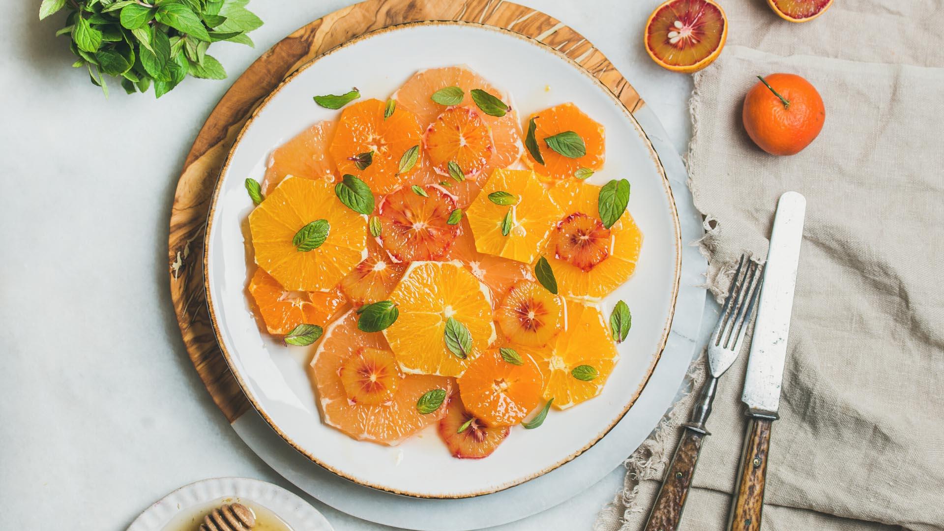 Image of Citrus Fruit Salad